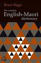 The Complete English–Maori Dictionary
