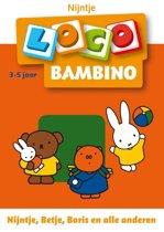 Boek cover Bambino Loco 3-5 jaar / Nijntje, Betje, Boris en alle anderen 1 van R. Backers (Paperback)