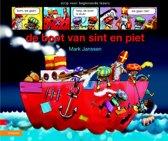 Strips voor beginnende lezers - De boot van Sint en Piet