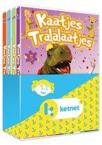Kaatjes Tralalaatjes Box 2 (dvd)