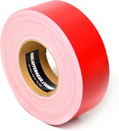 Gaffergear Gaffa tape 50mm x 50m rood