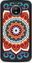 Moto G5S Hardcase Hoesje Retro Mandala