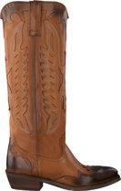 Omoda Dames Cowboylaarzen Tex813 - Cognac - Maat 39