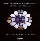 Bach, Johann Sebastian: The Six French Suites (bwv 812-17)