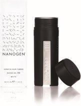 Nanogen Fibers 30 gram kleur Wit