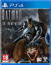 Batman: The Telltale Series - The Enemy Within /PS4
