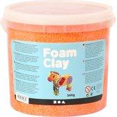 Foam Clay, 560 gr, neon oranje