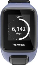 TomTom Spark Music GPS Fitness Tracker - Lichtpaars - Small