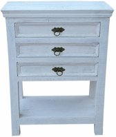 VHcollection Sidetable Whitewash - Bianco