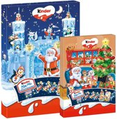 Kinder Mini Mix Adventkalender - 152 gram