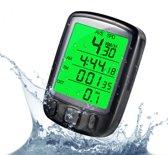 Fietscomputer - Waterdichte Kilometerteller/Snelheidsmeter
