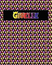 120 Page Handwriting Practice Book with Colorful Alien Cover Giselle