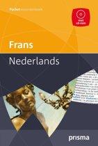 Prisma pocketwoordenboek Frans-Nederlands