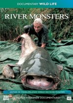 River Monsters - Jeremy Wade - 3 dvd Box