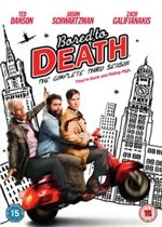 Bored To Death Season 3 (Import)