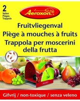 Gifvrije Fruitvliegenval