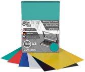schutbladen ProfiOffice A4 280 micron 100 stuks groen