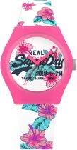 Superdry urban SYL160WP Vrouwen Quartz horloge