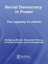 Social Democracy in Power