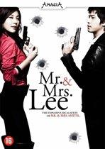 Mr. & Mrs. Lee (My Girlfriend Is An Agent) (dvd)
