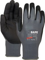 M-Safe Allround Montage - Werkhandschoen Nitril Tech Foam 14-690 - maat 10 / XL - 1 paar