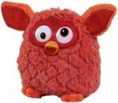 Furby knuffel pluche - Oranje  14 cm