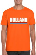 Oranje Holland supporter shirt heren XL