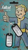 Fallout 4 - Vault 111 dog tag (ketting)