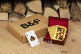 Pokerset - Plastic speelkaarten - Cadeau - Poker - Pokerkaarten - Speelkaarten - Dealer Button - Bier opener   Gift Box Deluxe