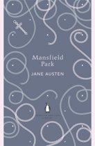 Boek cover Mansfield Park van Jane Austen