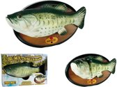 Big Mouth Billy Bass de zingende vis