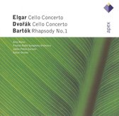 Elgar, Dvorak: Cello Concertos; Bartok: Rhapsody no 1 / Arto Noras et al