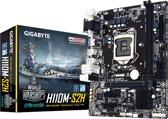 Gigabyte GA-H110M-S2H moederbord LGA 1151 Intel H110 micro ATX