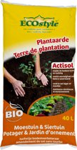 ECOstyle - Plantaarde (Actisol) - Potgrond - 40 L