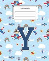 Composition Book Y