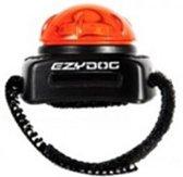 EzyDog Adventure Light - Small - oranje