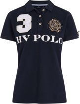 HV Polo Favouritas Eques KM - Polo Shirt − Navy − S
