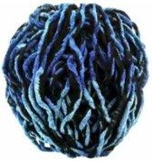 Scheepjeswol Eline Soft blauw zwart 16