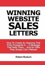 Winning Website Sales Letters