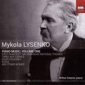 Piano Music Vol.1
