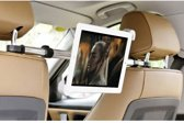 Shop4 - Universele Centrale Tablet Houder Auto Hoofdsteun voor 7-11 inch tablets
