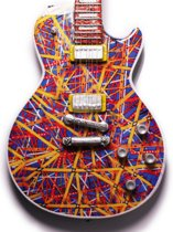 Miniatuur gitaar Jake Kizka Greta Van Fleet
