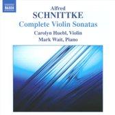 Huebl/Wait - Complete Violin Sonatas