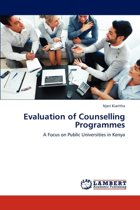 Evaluation of Counselling Programmes