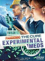 Pandemic The Cure Experimental Meds - Uitbreiding - Engelstalig