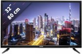 Dyon SMART 32 PRO 80 cm (31.5'') WXGA Smart TV Wi-Fi Zwart
