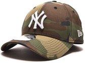 New Era MLB Essential 940 New York Yankees Sportcap - Unisex - groen/camouflage