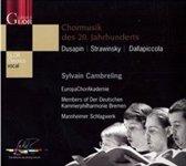 20th Century Choir Music