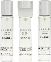 Chanel Allure Homme Sport giftset 60 ml