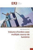 Volume d'Ombre Avec Multiple Source de Lumi res